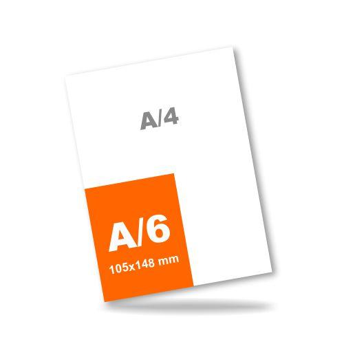 8680d0a4c4 Szórólap TOP áron - - printplazza - az Ön olcsó online nyomdája - Szórólap  A6 (105 mm x 148 mm), 2 oldalas